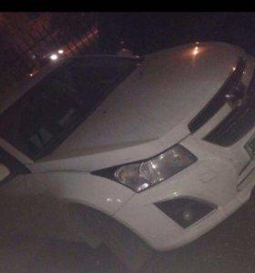 Chevrolet Cruze 2013г