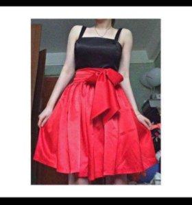 НОВОЕ атласное платье 💃🏻