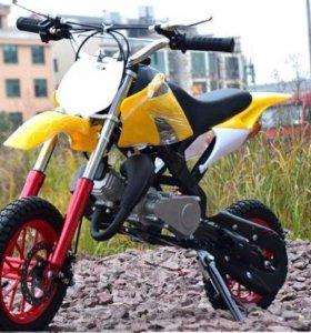 Детский кроссовый мотоцикл