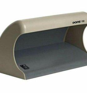 Сканер для проверки денег Dors 110