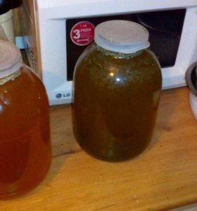 Мёд своя пасека