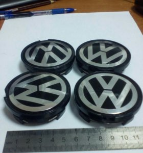 Колпачки на литые диски фольксваген