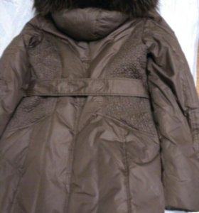 Куртка-пуховик 46-48 размер
