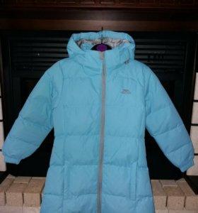 Куртка на девочку р.6-8 лет🏵
