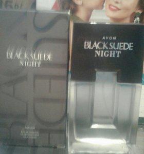 Black Suede Night 75 мл