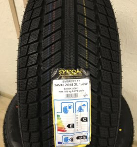 245/45 R18 100W Syron Everest 1 Plus(Германия)