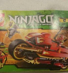 Лего Ниндзяго 9441