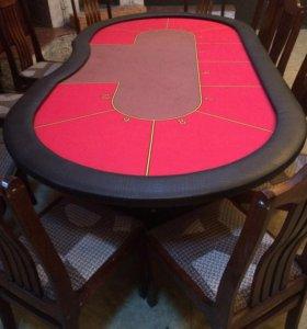 Стол для домашнего покера