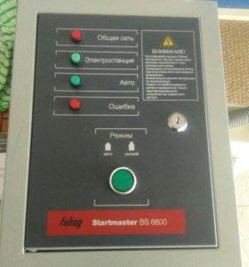 Блок автоматики для генераторов фубаг