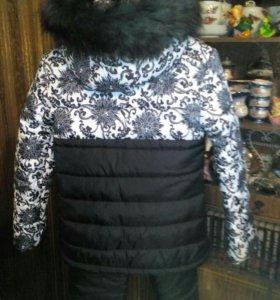 Продаю новый зимний костюм 46 р