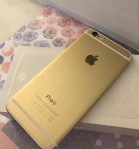 iPhone 6, 16 gb, gold