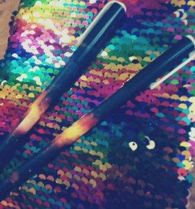Ручки чёрные 1ручка50рублей
