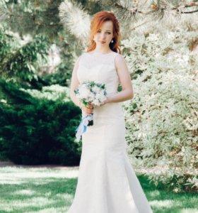 Свадебное платье (рыбка)
