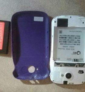 Продам телефон bqs-3503 bombay
