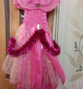 Платье для девочки 3-6 лет