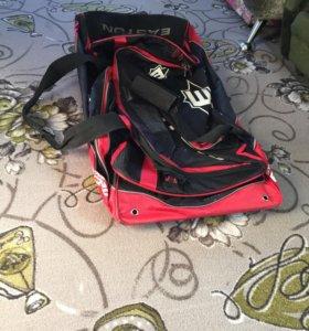 Новая хоккейная сумка