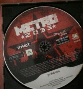 Игра Metro 2033
