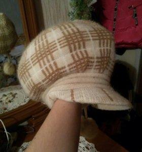 шапка ангорка