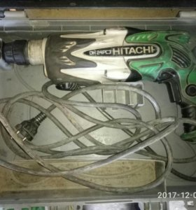 Перфоратор Hitachi DH 24 PC3