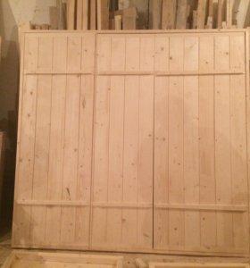 Деревянные двери. На заказ