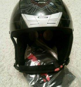 Новый шлем Atomic. Подростковый. Лыжи, сноубординг