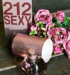 Духи 212 Sexy - Carolina Herrera