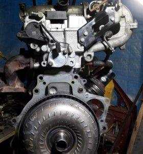 Двигатель на Kia sportage 1999г