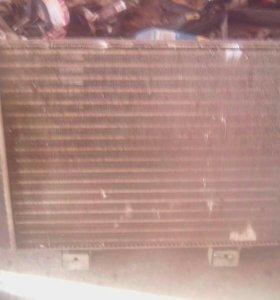 Радиатор с класики