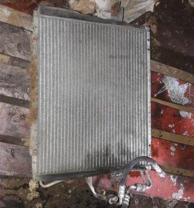 Радиатор конциционера Kia sportage 1999г