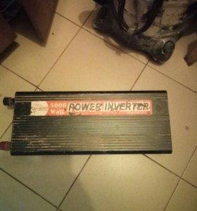 Инвертор 5000w
