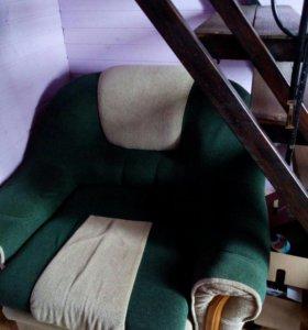Кресло раскладное бу