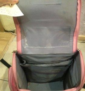 Школьный ортопедический рюкзак для девочки