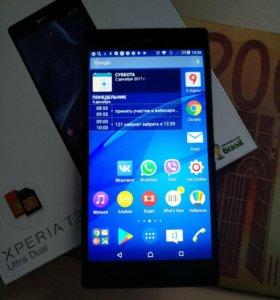 Телефон Sony XPERIA T2 Ultra Dual