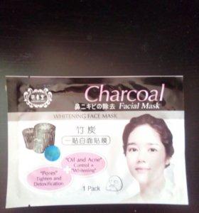 Тканевая маска для жирной кожи