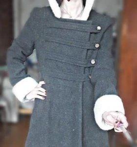 Пальто зимнее куртка шуба парка