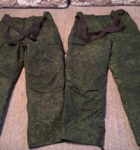 Ватные штаны, новые