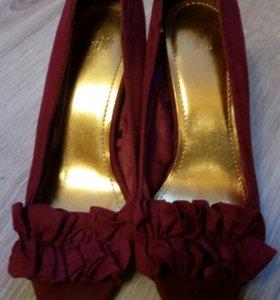 Туфли фирма HM