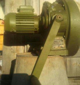 Электро - ручной вентилятор ЭРВ-49
