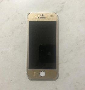 iPhone 5s 64Гб (белый)