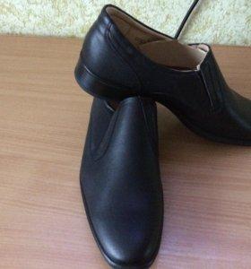 Туфли мужские,новые