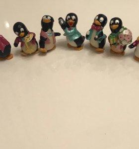 Коллекционные игрушки из киндер сюрприза
