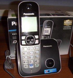 Радиотелефон стантарта DECT Panasonic KX-TG6811RU