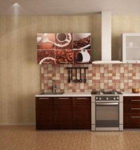 """Новый Кухонный гарнитур с фотопечатью """"Кофе""""!"""
