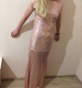 Платье новое вечернее (42-46)