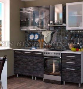 """Новый Кухонный гарнитур с фотопечатью """"Лондон""""!"""