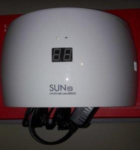 Гибридная лампа для гель-лака SUN9S