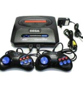 Приставка Sega новая