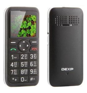 Сотовый телефон DEXP Larus S5 новый