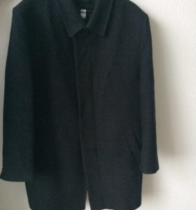 Мужское осенне-зимнее пальто