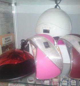 Лампы УФ И LED,машинки,пылесосы